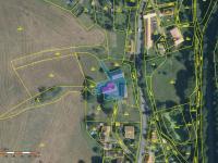 Prodej pozemku 5321 m², Čisovice