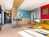 Pronájem bytu 2+kk v osobním vlastnictví 75 m², Praha 3 - Žižkov