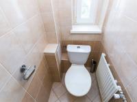 toaleta - Prodej bytu 2+1 v osobním vlastnictví 68 m², Praha 5 - Košíře