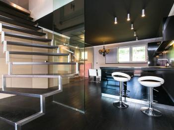 PŘÍZEMÍ - Pronájem bytu 2+kk v osobním vlastnictví 95 m², Praha 5 - Smíchov