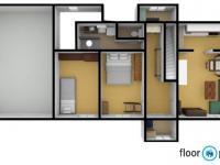 3+kk v přízemí (Prodej chaty / chalupy 291 m², Nová Paka)