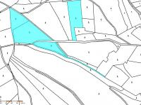 Prodej pozemku 19146 m², Poniklá