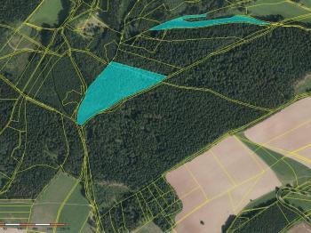 Prodej pozemku 33262 m², Mříčná