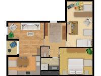 Prodej bytu 4+kk v osobním vlastnictví 84 m², Brno
