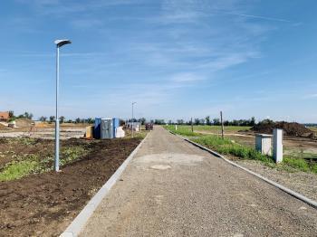 Prodej pozemku 1103 m², Viničné Šumice