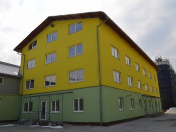 Pronájem komerčního prostoru (výrobní) v osobním vlastnictví, 380 m2, Vyškov