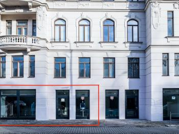 Pronájem obchodních prostor 110 m², Brno