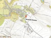 Prodej pozemku 1240 m², Veverské Knínice