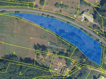 Prodej pozemku 4923 m²