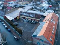 Pronájem skladovacích prostor 1208 m², Šestajovice