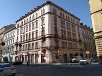 Roh ulic Žitná a Školská - Pronájem bytu 3+1 v osobním vlastnictví 93 m², Praha 1 - Nové Město