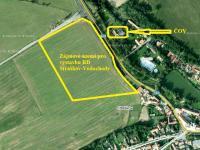 Prodej pozemku 43596 m², Straškov-Vodochody