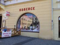Pronájem obchodních prostor 128 m², Litoměřice