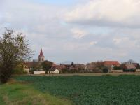Prodej pozemku 16160 m², Slaný