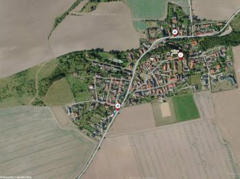 Dolín - Prodej pozemku 16160 m², Slaný