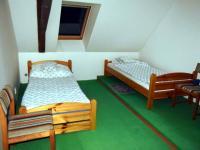 Pokoj č. 3 v podkroví (Prodej domu v osobním vlastnictví 294 m², Třebušín)