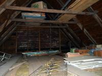 Nevytápěná půda (Prodej domu v osobním vlastnictví 294 m², Třebušín)