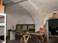Sklepní místnost č. 2 (Prodej domu v osobním vlastnictví 294 m², Třebušín)