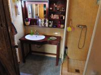 Přízemí - koupelna (Prodej domu v osobním vlastnictví 140 m², Třebenice)