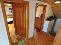 Podkroví - chodba (Prodej domu v osobním vlastnictví 140 m², Třebenice)