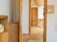 Podkroví - průhled z pokoje (Prodej domu v osobním vlastnictví 140 m², Třebenice)