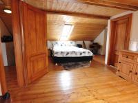 Podkroví - ložnice (Prodej domu v osobním vlastnictví 140 m², Třebenice)