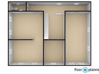 první patro (Prodej domu v osobním vlastnictví 128 m², Mařenice)