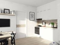 Prodej bytu 2+kk v osobním vlastnictví 35 m², Roudnice nad Labem