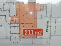 Pronájem obchodních prostor 211 m², Lovosice