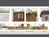 Prodej domu v osobním vlastnictví 102 m², Keblice