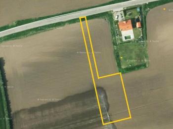 Prodej pozemku 1920 m², Terezín