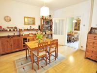 Jídelní část obývacího pokoje - Prodej domu v osobním vlastnictví 180 m², Litoměřice