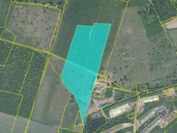 Prodej pozemku 69097 m², Vchynice