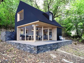 vizualizace - Prodej pozemku 3705 m², Velké Žernoseky