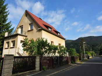 Vila, větší RD na prodej, Ústí nad Labem (Vaňov)