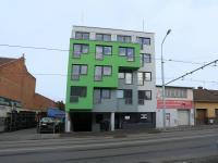 Pronájem bytu 1+kk s terasou a parkovacím stáním, Brno Židenice (Pronájem bytu 1+kk v osobním vlastnictví 37 m², Brno)