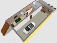 1.PP (Prodej domu v osobním vlastnictví 396 m², Brno)