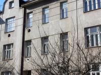 Pohled na dům (Pronájem bytu 2+1 v osobním vlastnictví 50 m², Brno)