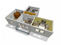 Prodej bytu 3+1 v osobním vlastnictví 62 m², Liberec