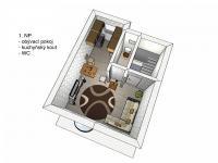 1. patro - Prodej domu 138 m², Hrádek nad Nisou