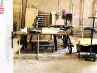 dílna  - Pronájem výrobních prostor 200 m², Bradlec