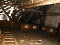 půdní prostory -skladové - Pronájem výrobních prostor 200 m², Bradlec
