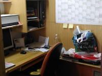 kancelář - Pronájem výrobních prostor 200 m², Bradlec