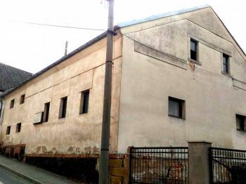 objekt truhlárny - Pronájem výrobních prostor 200 m², Bradlec