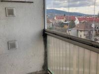 Lodžie v mezipatře - Pronájem bytu 1+1 v družstevním vlastnictví 42 m², Liberec