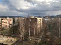 Výhled z okna - Pronájem bytu 1+1 v družstevním vlastnictví 42 m², Liberec