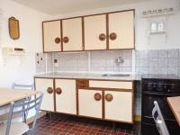 Zahradní kuchyňka navazující na terasu s pegolou - Prodej domu v osobním vlastnictví 127 m², Rynoltice
