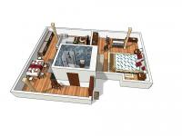 Půdorys 4 - Prodej bytu 2+kk v osobním vlastnictví 71 m², Jablonné v Podještědí