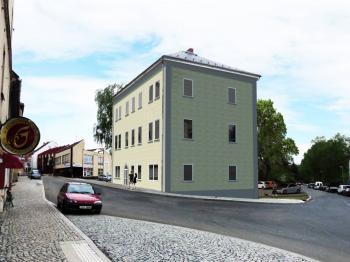 Prodej bytu 1+kk v osobním vlastnictví 32 m², Jablonné v Podještědí