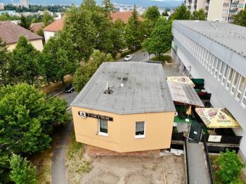 Prodej komerčního objektu 215 m², Liberec